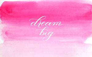 dreambigwallpaper-pinkombre