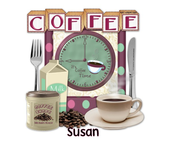 KK~coffee ~_Susan