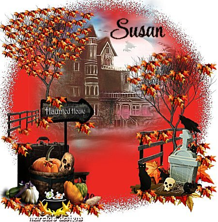 Tag OfferHaunted House%Marcia's Designs 2017% Susan